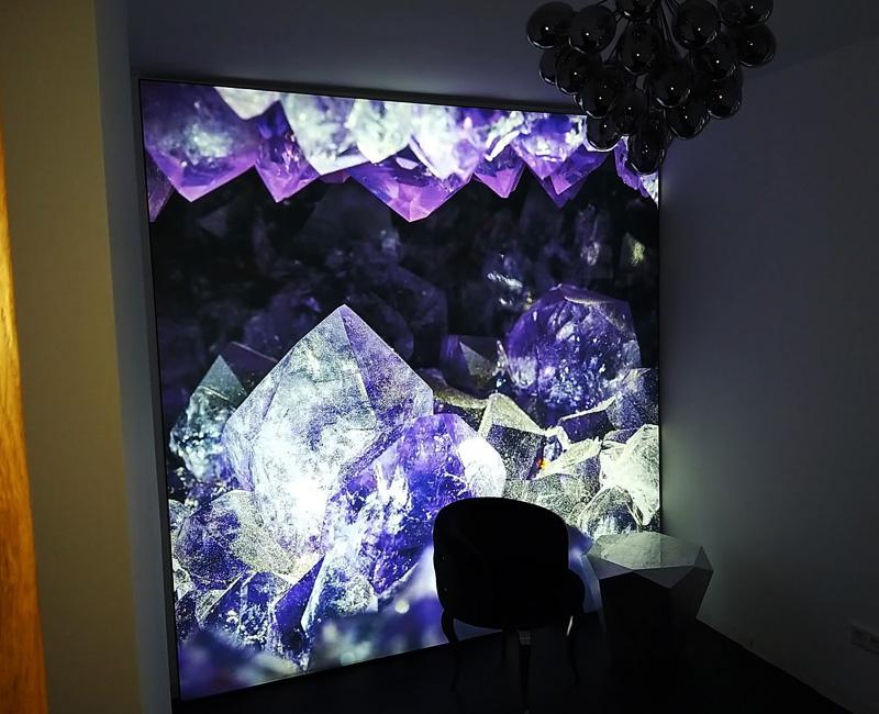 Kaseton tekstylny od Studio EFEKT