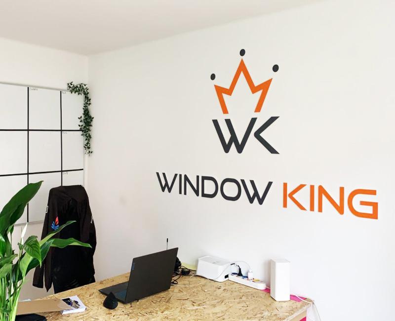 Logo 3D do biura od Studio EFEKT